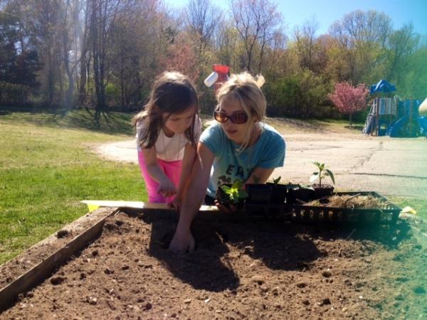 Pleasant Valley Elementary School: Kinder Garden